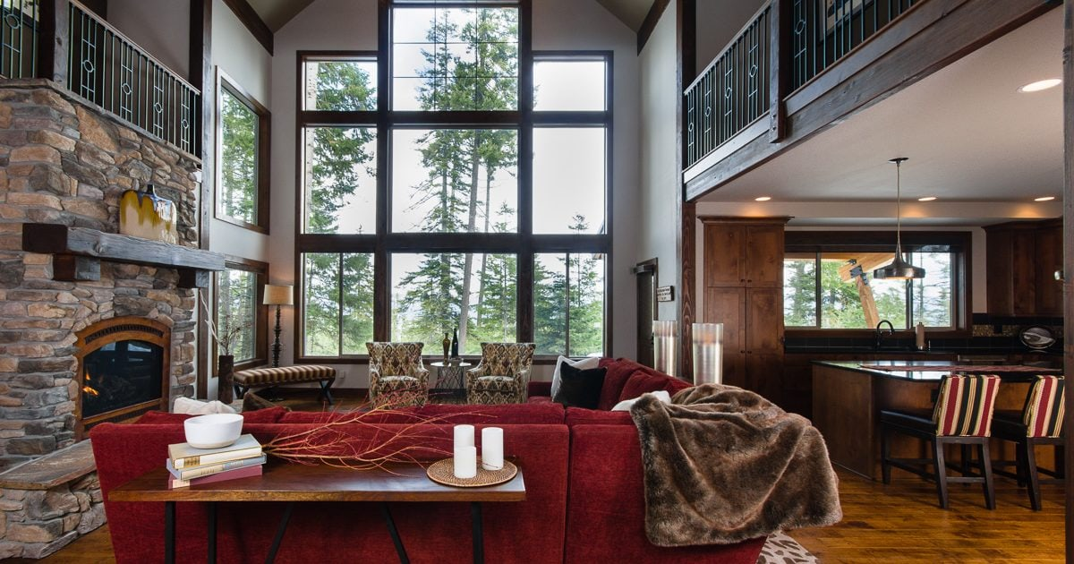 Welcoming Mountain Vacation Home