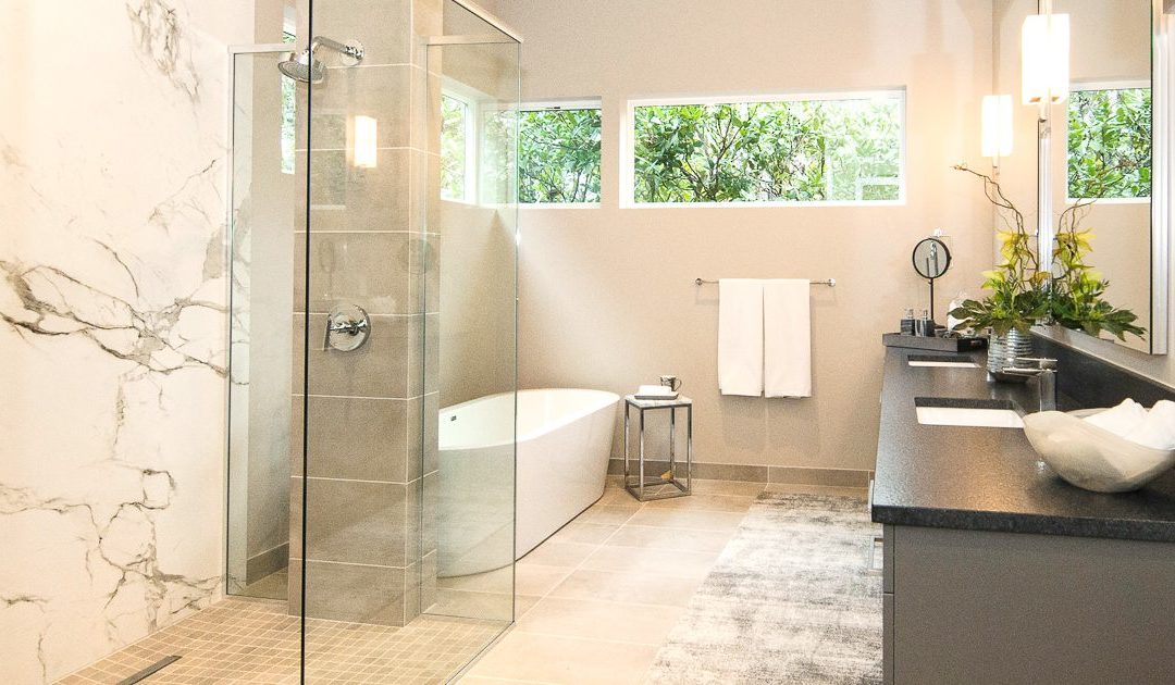 Timeless and Stylish Modern Baths