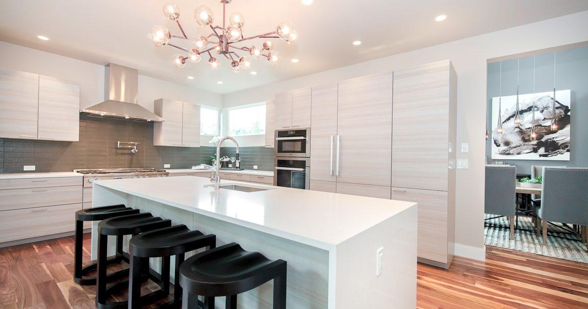 Timeless and Stylish Modern Kitchen