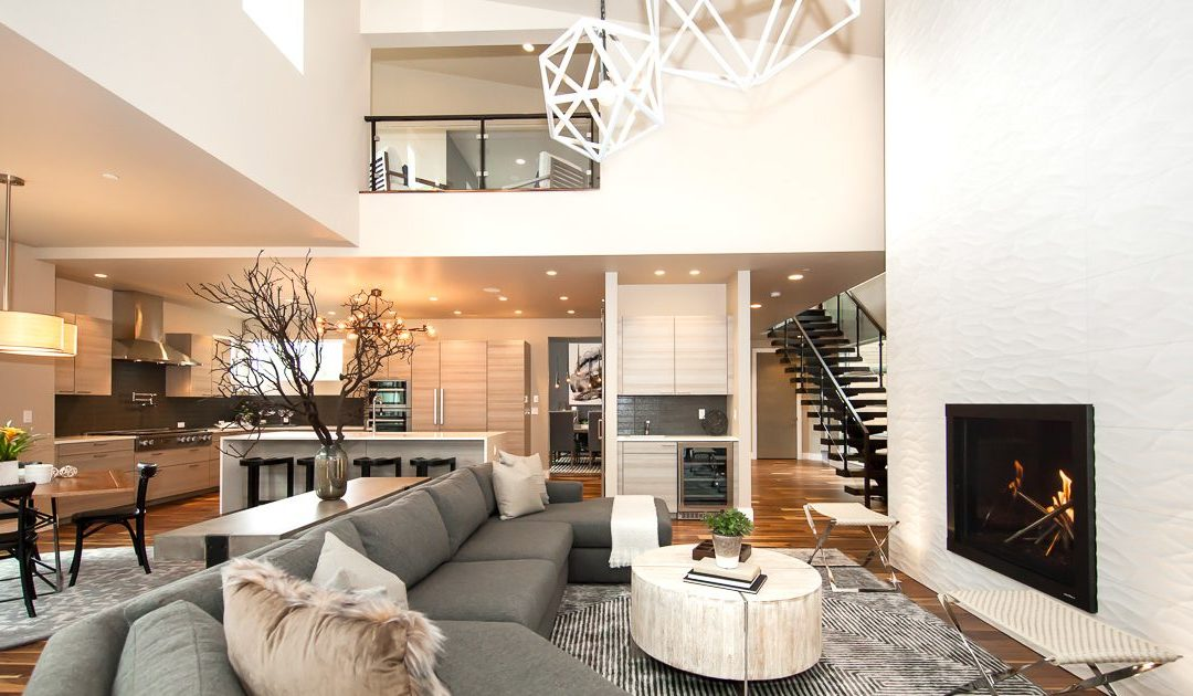 Timeless and Stylish Modern Living
