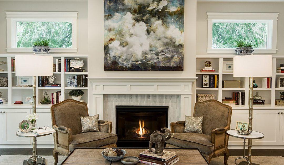 Hamptons Style Living & Dining