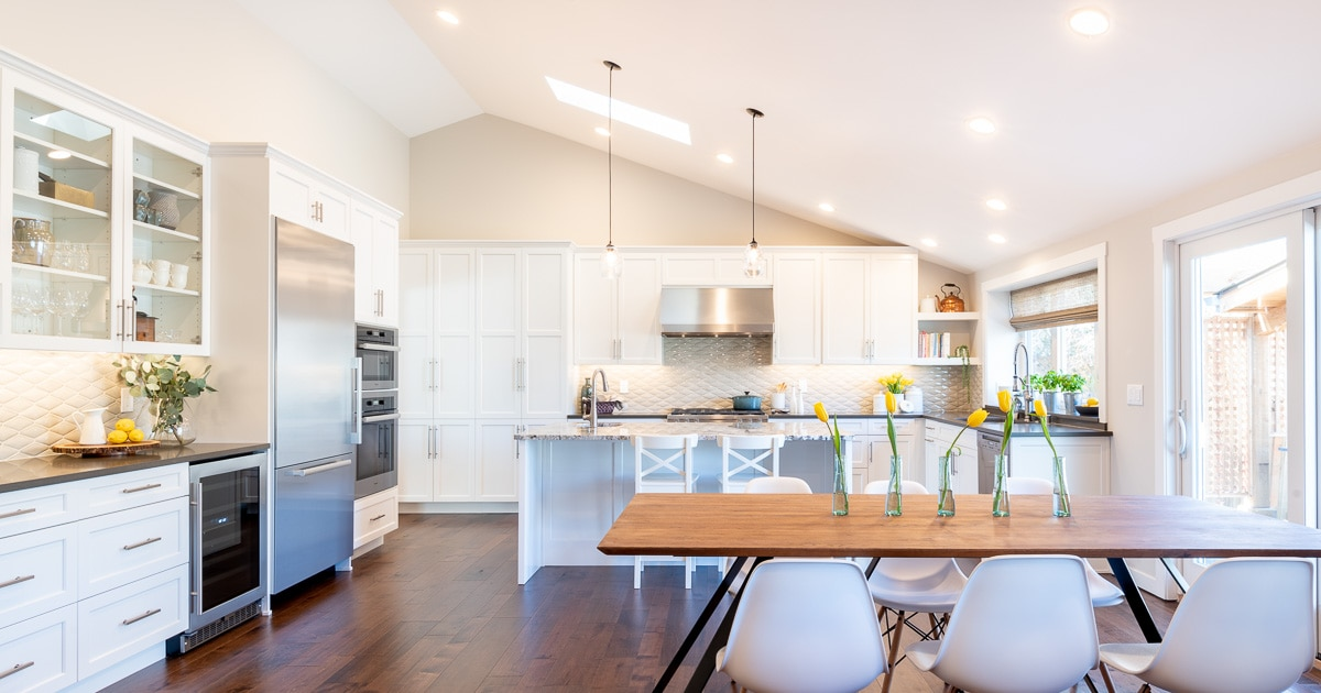 Fresh and fun contemporary update