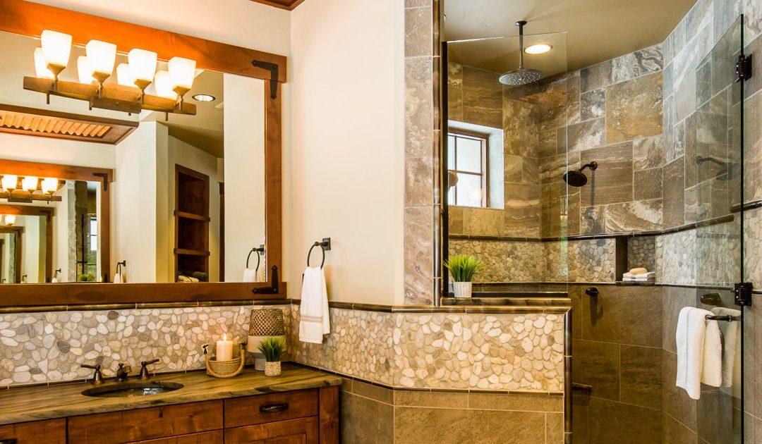 Rustic Elegance Bathrooms